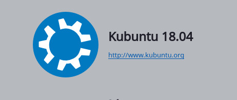 PHP does not work after upgrading KUBUNTU 16.04 to 18.04